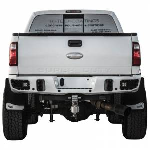 Flog Industries FISD-F2535-1116R-S Rear Bumper with Sensor Holes for Ford F250/F350 2011-2016
