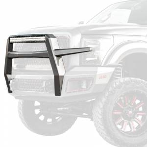 Flog Industries - Flog Industries FISD-UNFLGRD-1518C Grille Guard for Chevy Silverado 1500/2500 HD/3500 HD 2015-2018