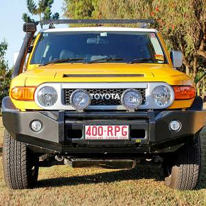 Truck Bumpers - TJM - TJM - TJM 070SB03L85A Explorer T3 Front Bumper for Toyota FJ Cruiser 2007-2014