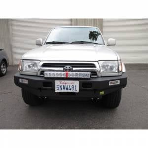 Shop Bumpers By Vehicle - Toyota 4Runner - TJM - TJM 074ST17A86WDS T17 Front Bumper for Toyota 4Runner 1996-2002