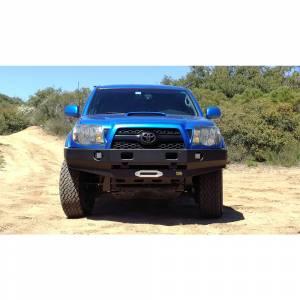 Truck Bumpers - TJM - TJM - TJM 074ST17A89ADS T17 Front Bumper for Toyota Tacoma 2005-2011