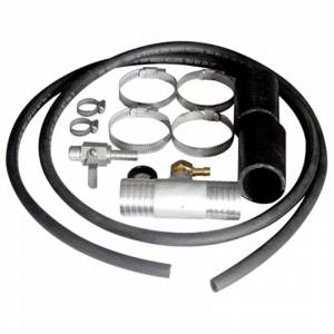 Exterior Accessories - Fuel Tanks and Pumps - Aluminum Tank Industries - ATI AIK20C Auxiliary Install Kit for GMC