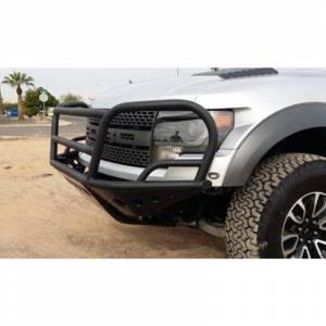 LEX - LEX FRDF1 Defender Front Bumper for Ford Raptor 2010-2014 - Image 4