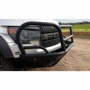 LEX - LEX FRDF1 Defender Front Bumper for Ford Raptor 2010-2014 - Image 5