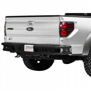 Ford Raptor - Ford Raptor 2010-2014 - LEX - LEX FRDR2 Dimple Gen 2 Rear Bumper for Ford Raptor 2010-2014