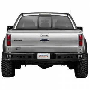 LEX - LEX FRDR2 Dimple Gen 2 Rear Bumper for Ford Raptor 2010-2014 - Image 2