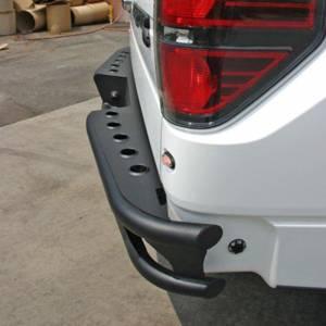 LEX - LEX FRDR2 Dimple Gen 2 Rear Bumper for Ford Raptor 2010-2014 - Image 5