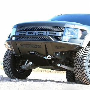 Ford Raptor - Ford Raptor 2010-2014 - LEX - LEX FRG2W Gen 2 Winch Front Bumper for Ford Raptor 2010-2014