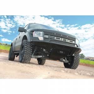 LEX - LEX FRG2W Gen 2 Winch Front Bumper for Ford Raptor 2010-2014 - Image 2