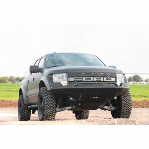 LEX - LEX FRG2W Gen 2 Winch Front Bumper for Ford Raptor 2010-2014 - Image 4