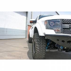 LEX - LEX FRSF2 Striker Gen 2 Front Bumper for Ford Raptor 2010-2014 - Image 4
