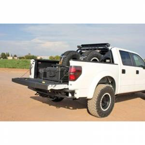 LEX - LEX FRUBS Utility Bed Storage for Ford Raptor 2010-2014 - Image 4