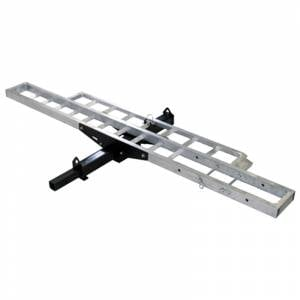 B-Dawg Hitch Carriers | Motorcycle Carriers - Motorcycle Carrier - B-Dawg - B-Dawg BDSingle-TO Towing Single Motorcycle Carrier