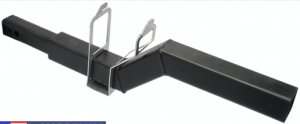 Cargo Carriers - Versa Haul   Motorcycle Carriers   Cargo Carrier - Versa Haul - Versa Haul VH-020R Raised Main Tube for Single Motorcycle Carriers
