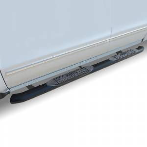 Raptor - Raptor 1507-0442B OE Style Cab Length Nerf Bars for Nissan Frontier Crew Cab 2005-2021 - Black E-Coated - Image 2
