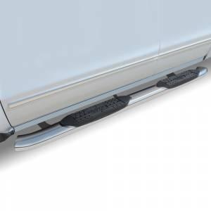Raptor - Raptor 1602-0235 OE Style Cab Length Nerf Bars for Dodge Ram 2500/3500 Mega Cab 2010-2020 - Polished Stainless Steel - Image 2