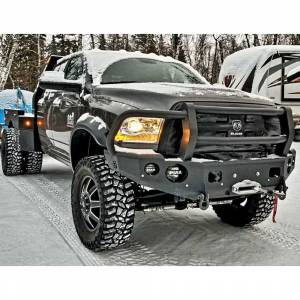 Truck Bumpers - Trail Ready - TrailReady - TrailReady 11775G Winch Front Bumper with Full Guard for Dodge Ram 1500 2019-2020
