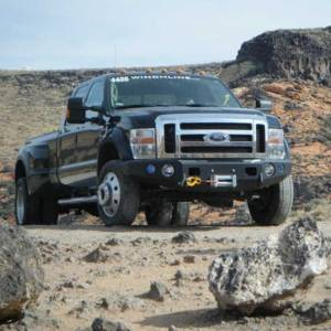 Truck Bumpers - Trail Ready - TrailReady - TrailReady 12250B Winch Front Bumper for Ford Raptor 2010-2014