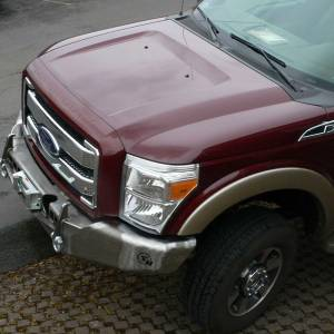 Truck Bumpers - Trail Ready - TrailReady - TrailReady 12399B Crawler Front Bumper for Ford F250/F350 2011-2016