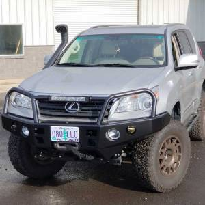 Truck Bumpers - Trail Ready - TrailReady - TrailReady 13605G Base Front Bumper with Full Guard for Lexus GX460 2010-2013
