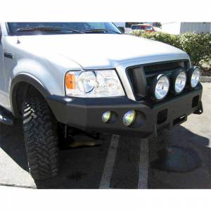 Shop Bumpers By Vehicle - Ford Expedition - TrailReady - TrailReady 12200B Winch Front Bumper for Ford F150 1997-2003