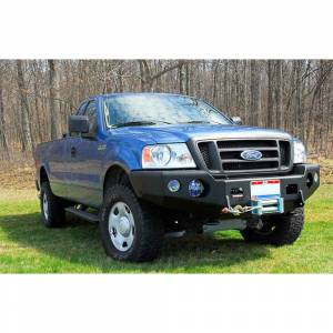 TrailReady - TrailReady 12200B Winch Front Bumper for Ford F150 1997-2003 - Image 2