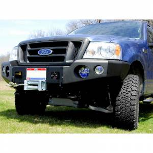 TrailReady - TrailReady 12200B Winch Front Bumper for Ford F150 1997-2003 - Image 3