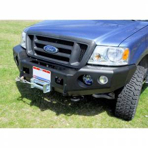 TrailReady - TrailReady 12200B Winch Front Bumper for Ford F150 1997-2003 - Image 4