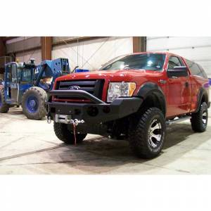TrailReady - TrailReady 12200P Winch Front Bumper with Full Guard for Ford F150 1997-2003 - Image 3