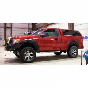 TrailReady - TrailReady 12200P Winch Front Bumper with Full Guard for Ford F150 1997-2003 - Image 4