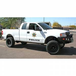 TrailReady - TrailReady 12200P Winch Front Bumper with Full Guard for Ford F150 1997-2003 - Image 5