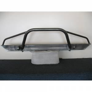 Shop Bumpers By Vehicle - Jeep Cherokee - Affordable Offroad - Affordable Offroad AffXJpre Front Bumper with Pre-Runner Guard for Jeep Cherokee XJ/Comanche 1984-2001