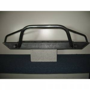 Affordable Offroad - Affordable Offroad Front Bumper with Pre-Runner Guard for International Scout 80/800/Scout II 1960-1980