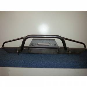 Affordable Offroad - Affordable Offroad Winch Front Bumper with Pre-Runner Guard for International Scout 80/800/Scout II 1960-1980