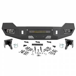 Rough Country - Truck Bumpers - Rough Country - Rough Country 10774 Front Bumper for Dodge Ram 1500 2013-2018