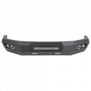 Rough Country - Truck Bumpers - Rough Country - Rough Country 10777 Front Bumper for Toyota Tundra 2014-2020