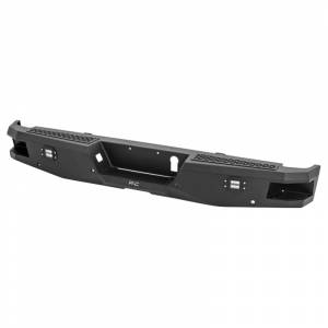 Rough Country - Truck Bumpers - Rough Country - Rough Country 10781 Rear Bumper for Nissan Titan XD 2016-2020