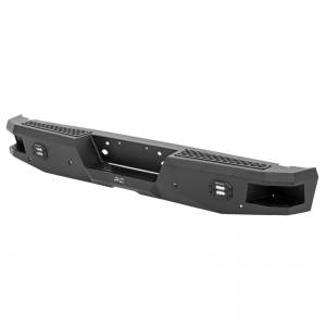 Rough Country - Truck Bumpers - Rough Country - Rough Country 10784 Rear Bumper for Ford F250/F350 1999-2016
