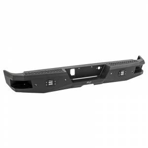 Rough Country - Truck Bumpers - Rough Country - Rough Country 10779 Rear Bumper for Chevy Silverado and GMC Sierra 2500HD/3500 2011-2019
