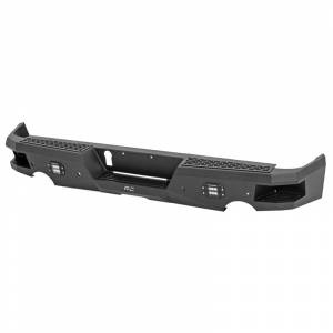Rough Country - Truck Bumpers - Rough Country - Rough Country 10775 Rear Bumper for Dodge Ram 1500 2009-2020