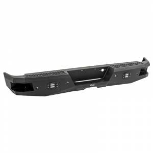 Rough Country - Truck Bumpers - Rough Country - Rough Country 10773 Rear Bumper for Chevy Silverado and GMC Sierra 1500 2007-2018