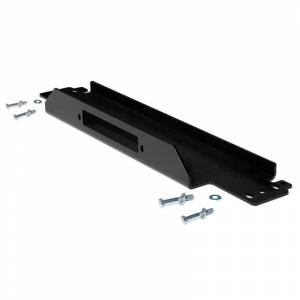 Exterior Accessories - Winch Accessories - Rough Country - Rough Country 1189 Winch Mounting Plate for Jeep Wrangler TJ/YJ 1987-2006