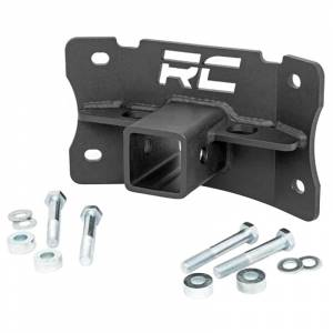 """Rough Country 97015 2"""" Receiver Hitch Plate for Can-Am Maverick 2017-2020"""