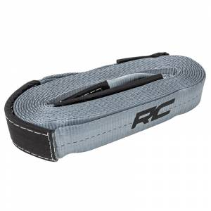 Exterior Accessories - Winch Accessories - Rough Country - Rough Country RS120 Winch Strap