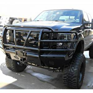 Bodyguard - Bodyguard AEF11B Traditional Extreme Front Bumper for Ford F250/F350 2011-2016 - Image 2