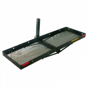 Exterior Accessories - Cargo Carriers - B-Dawg - B-Dawg BD-60203-F Folding Dreadnaught Cargo Carrier