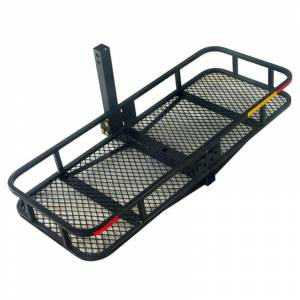 Exterior Accessories - Cargo Carriers - B-Dawg - B-Dawg BD-48205-F Folding Herbee Cargo Carrier