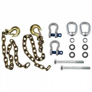 Towing Accessories - Towing Parts & Accessories - Andersen - Andersen 3230 Safety Chains for Ultimate Connection