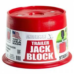 Andersen 3608-10PK Trailer Jack Block - 10 Pack