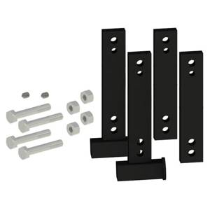 Towing Accessories - Towing Parts & Accessories - Andersen - Andersen 3387 WD Bracket Set